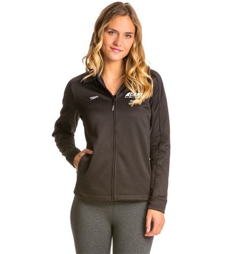 GC Streamline - Womens - Speedo Streamline Female Warm Up Jacket