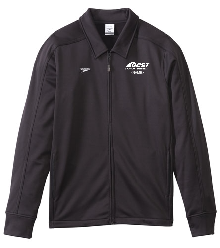 GC Streamline - Mens - Speedo Streamline Male Warm Up Jacket