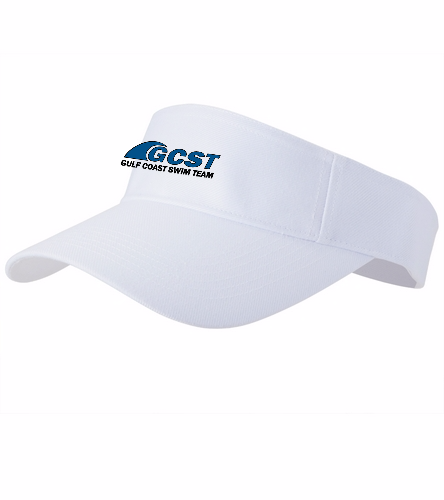 GC Visor - Cotton - SwimOutlet Custom Cotton Twill Visor