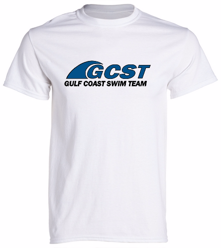 GC Shirt - Adult - White -  Unisex 100% Cotton 30's RS S/S
