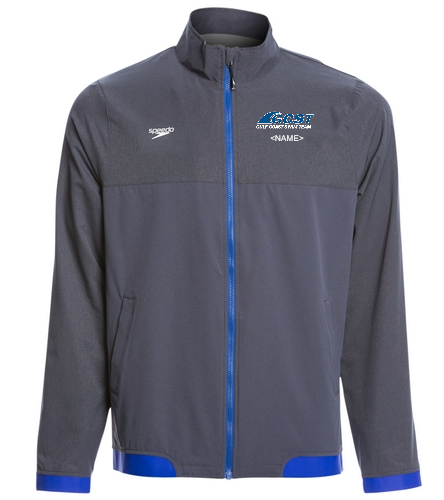 GC Tech - Mens - Speedo Men's Tech Warm Up Jacket