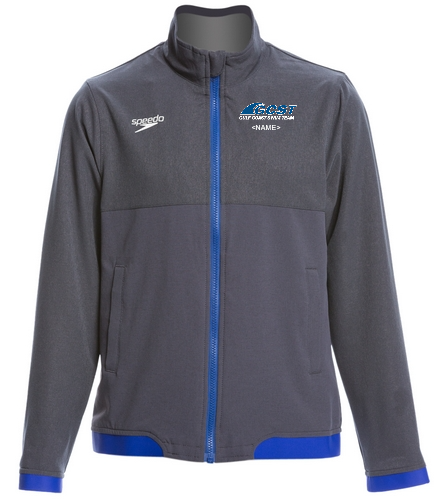 GC Tech - Youth - Speedo Youth Tech Warm Up Jacket