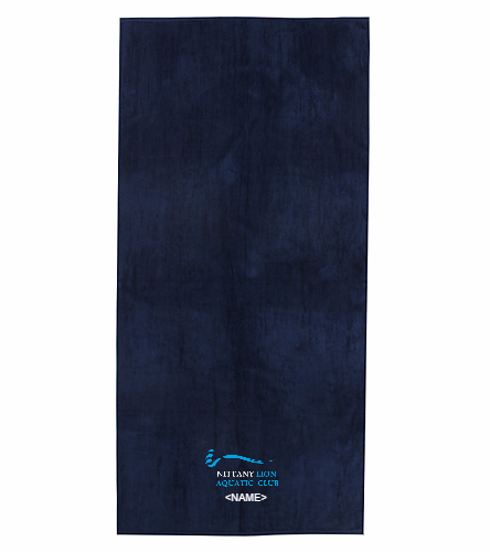NLAC - Royal Comfort Terry Velour Beach Towel 34X 70