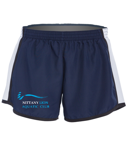 NLAC Pulse Team Short - SwimOutlet Custom Unisex Team Pulse Short