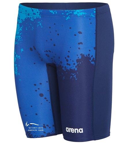 NLAC_ - Arena Men's Spraypaint MaxLife Jammer Swimsuit