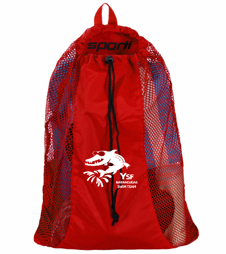 YSF Barracudas - Sporti Premium Mesh Bag