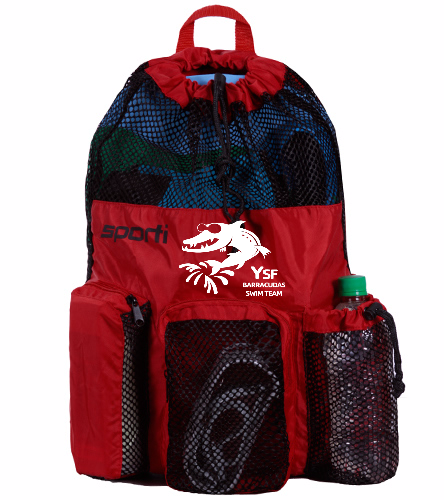 YSF Mesh Bag - Sporti Equipment Mesh Bag