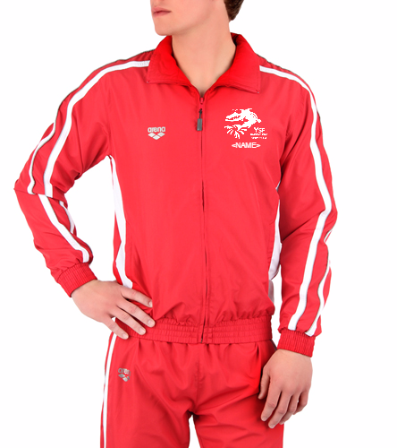 YSF Barracudas  - Arena Prival Warm Up Jacket