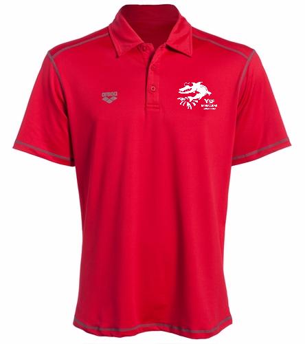 YSF Unisex Polo - Arena Camshaft USA Unisex Polo Shirt