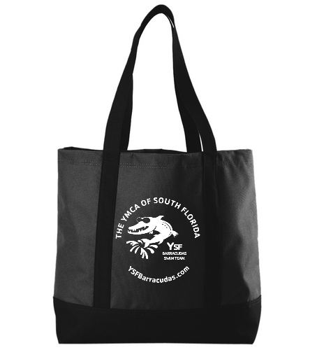 YSF Barracudas Day Tote - SwimOutlet Day Tote