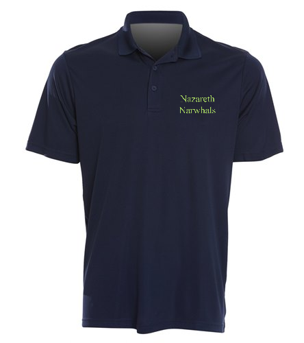 Narwhal - SwimOutlet Sport-Tek®PosiCharge® Competitor™Polo