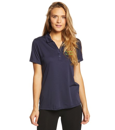 Narwhal - SwimOutlet Sport-Tek® Women's PosiCharge® Competitor™ Polo