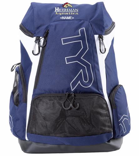 Herriman Aquatics - TYR Alliance 45L Backpack