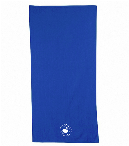 CSA Synchro - Royal Comfort Terry Velour Beach Towel 30 x 60
