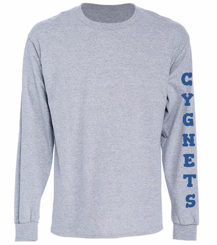 CSA Arm- Long Sleeve - Long Sleeve T-Shirt