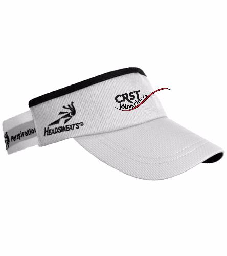 CRST Visor  - Headsweats SuperVisor