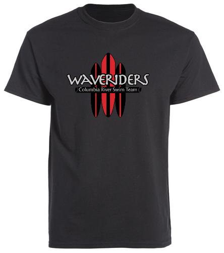 CRST Black  - SwimOutlet Cotton Unisex Short Sleeve T-Shirt
