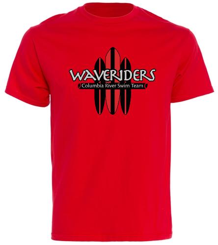 CRST Red - SwimOutlet Cotton Unisex Short Sleeve T-Shirt