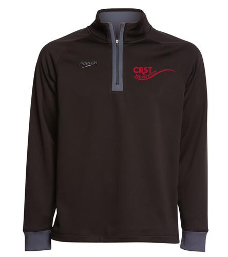 CRST - Speedo Unisex 3/4 Zip Sweatshirt