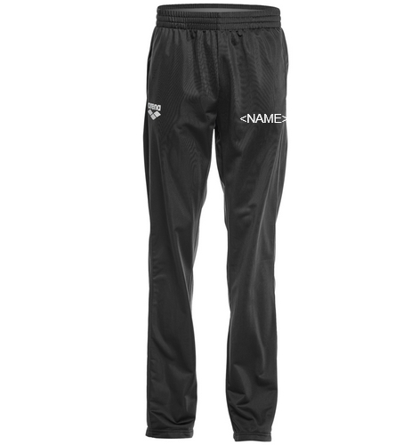 WVA Warm up Pants - Arena Unisex Team Line Knitted Poly Pant