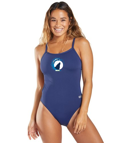 WVA  - Arena Women's Challenge Back One Piece Swimsuit