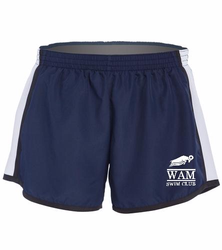 WAM Shorts (Short) - SwimOutlet Custom Unisex Team Pulse Short