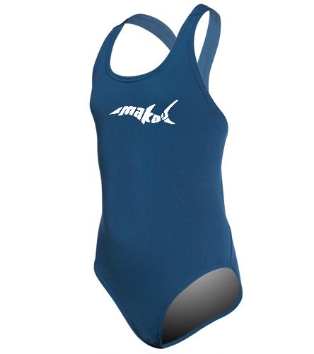 Youth Female Endurance Pro Back - Speedo Solid Endurance Super Proback Youth Swimsuit Swimsuit