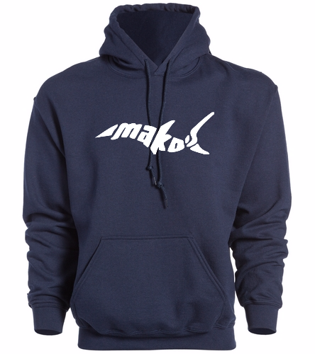 Adult Size Sweatshirt  - SwimOutlet Heavy Blend Unisex Adult Hooded Sweatshirt