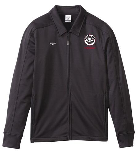 SAS Logo Male Streamline Warm Up Jacket - Speedo Streamline Male Warm Up Jacket