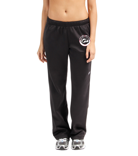 SAS Logo Female Streamline Warm Up Pants - Speedo Streamline Female Warm Up Pant