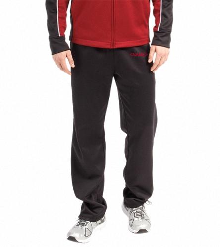 Personalized Speedo Male Streamline Warm Up Pants - Speedo Men's Streamline Warm Up Pant