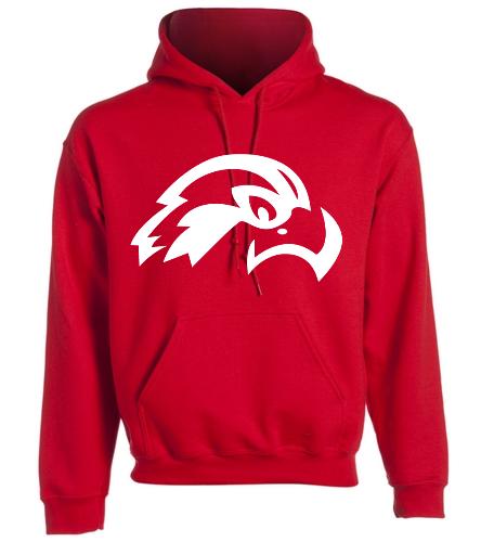 Osprey Logo Hooded Sweatshirt - SwimOutlet Heavy Blend Unisex Adult Hooded Sweatshirt