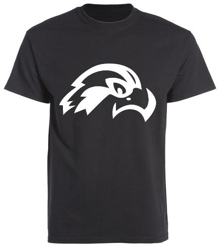Osprey Logo Adult T-shirt - SwimOutlet Men's Cotton Crew Neck T-Shirt