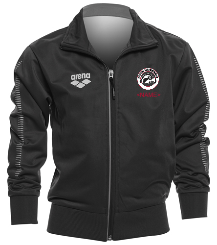 SAS Logo Arena Youth Poly Jacket - Arena Youth Team Line Knitted Poly Jacket