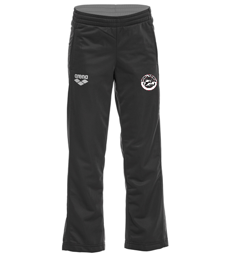 SAS Logo Arena Youth Poly Pant - Arena Youth Team Line Knitted Poly Pant