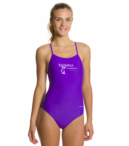 Sedona Swordfish - Sporti Micro Back One Piece Swimsuit