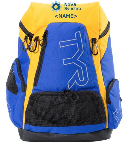 NVS team backpack - TYR Alliance 45L Backpack