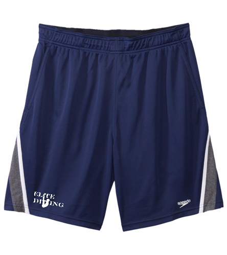 Mens Short - Speedo Men's Splice Team Short