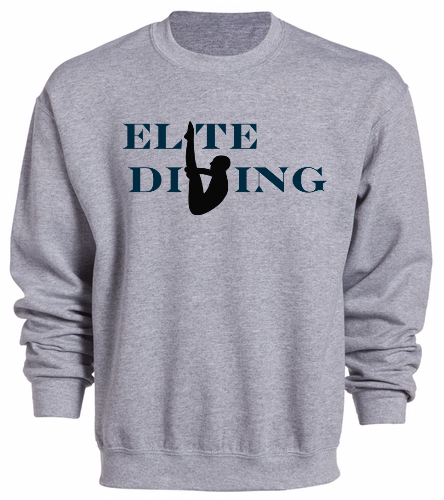 NEW Elite Crewneck - Adult - SwimOutlet Heavy Blend Unisex Adult Crewneck Sweatshirt