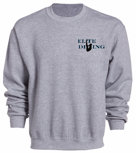 NEW We Are Elite Crewneck - Adult - SwimOutlet Heavy Blend Unisex Adult Crewneck Sweatshirt