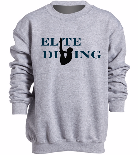 NEW Elite Crewneck - Youth - SwimOutlet Heavy Blend Youth Crewneck Sweatshirt