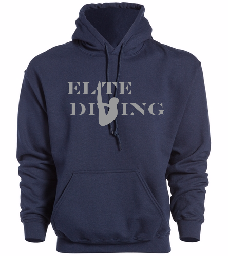 NEW Elite Hoodie - Adult - SwimOutlet Heavy Blend Unisex Adult Hooded Sweatshirt