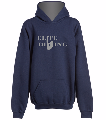 NEW Elite Hoodie- Youth - SwimOutlet Youth Heavy Blend Hooded Sweatshirt