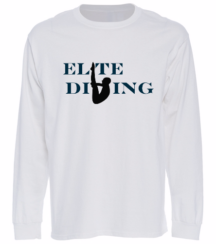 NEW Elite Long Sleeve - SwimOutlet Cotton Unisex Long Sleeve T-Shirt