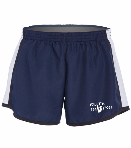 Elite Shorts - SwimOutlet Custom Unisex Team Pulse Short