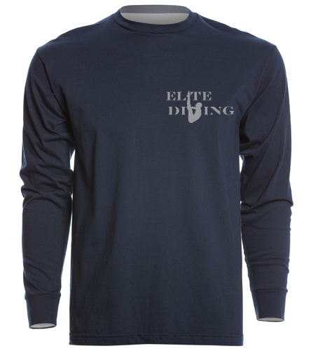 WE ARE ELITE - SwimOutlet Unisex Long Sleeve Crew/Cuff