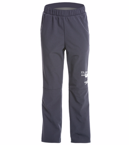 Elite Tech YOUTH Pant - Speedo Youth Tech Warm Up Pant