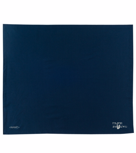 Elite Blanket - Navy - SwimOutlet Stadium Blanket