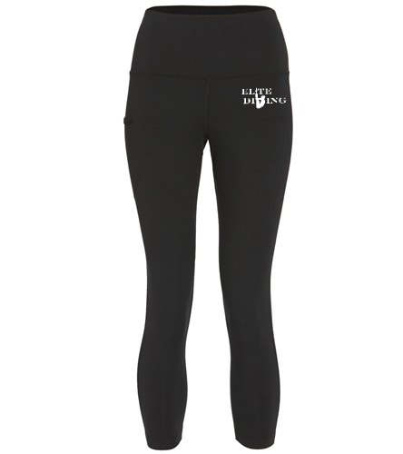 Capri Legging - Everyday Yoga High Waisted Go-To Pocket Capri Crop 21