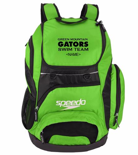 GMST Jasmine Green - Speedo Large 35L Teamster Backpack
